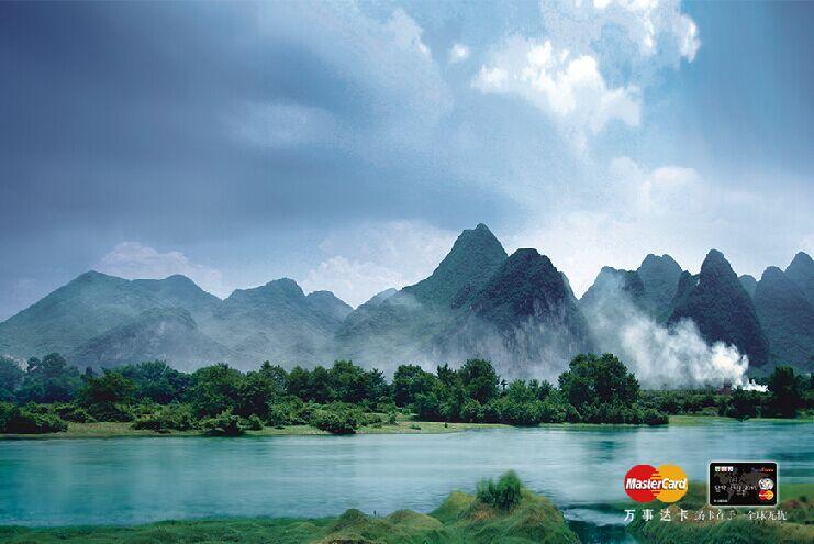 桂林水印长廊