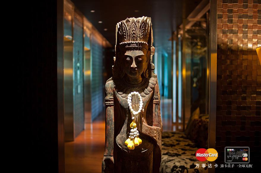 泰国曼谷玛杜瓷酒店